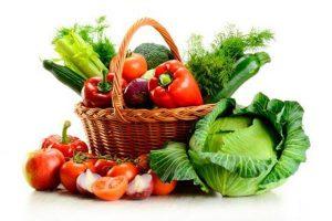 овощи - полезные продукты