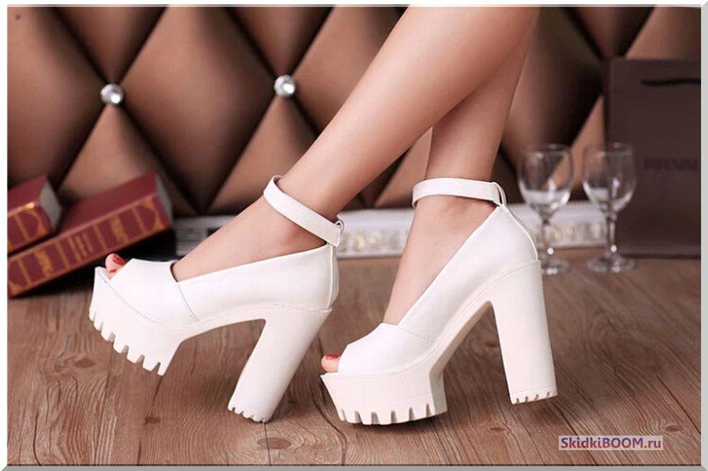Одежда для женщин низкого роста - обувь