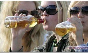Как алкоголь влияет на организм женщины?