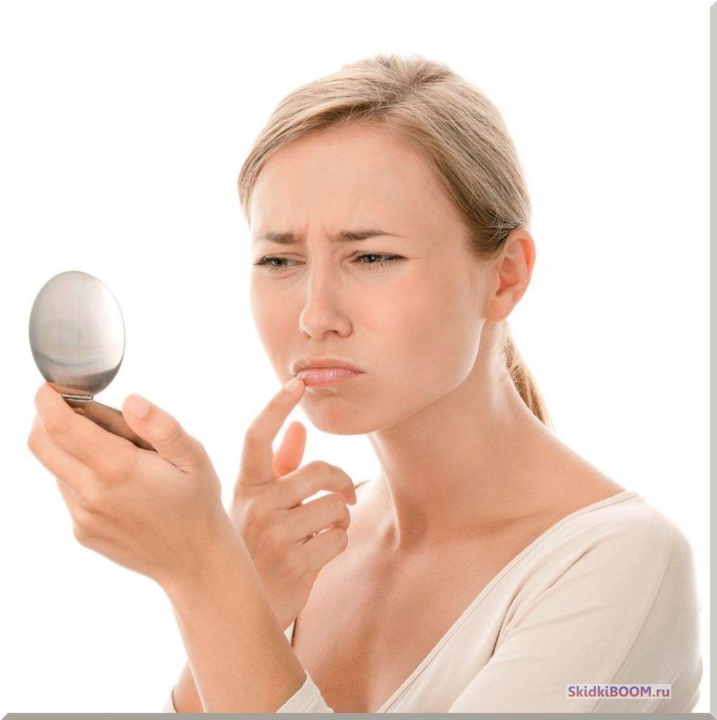 Как быстро вылечить простуду, герпес на губе