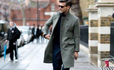 Как выбрать мужское пальто?