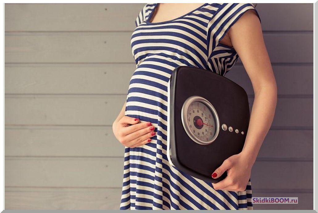 Как не набрать лишний вес при беременности 3