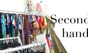 Как одеваться в секонд хенде?