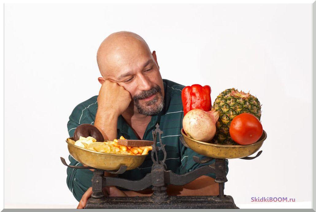 Сбалансированное питание - правильное питание