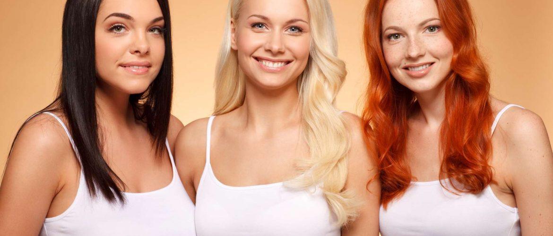 Цветотип: какой цвет волос вам подойдет?
