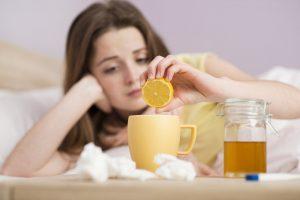Как вылечить простуду народными средствами