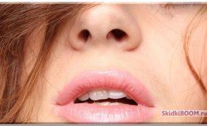 Как увеличить губы с помощью зубной пасты