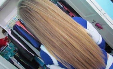 Как ухаживать за длинными волосами?
