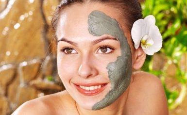 Как сделать маску из глины для лица?
