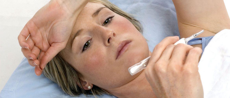 Как быстрее вылечить простуду с температурой?