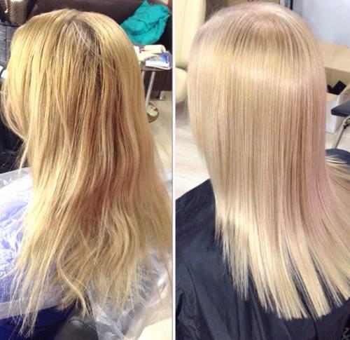 Маски в домашних условиях для восстановления волос после осветления 86