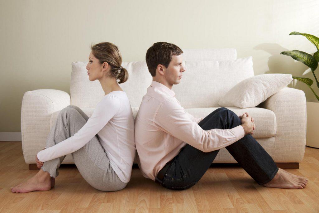 Почему жена не хочет близости с мужем