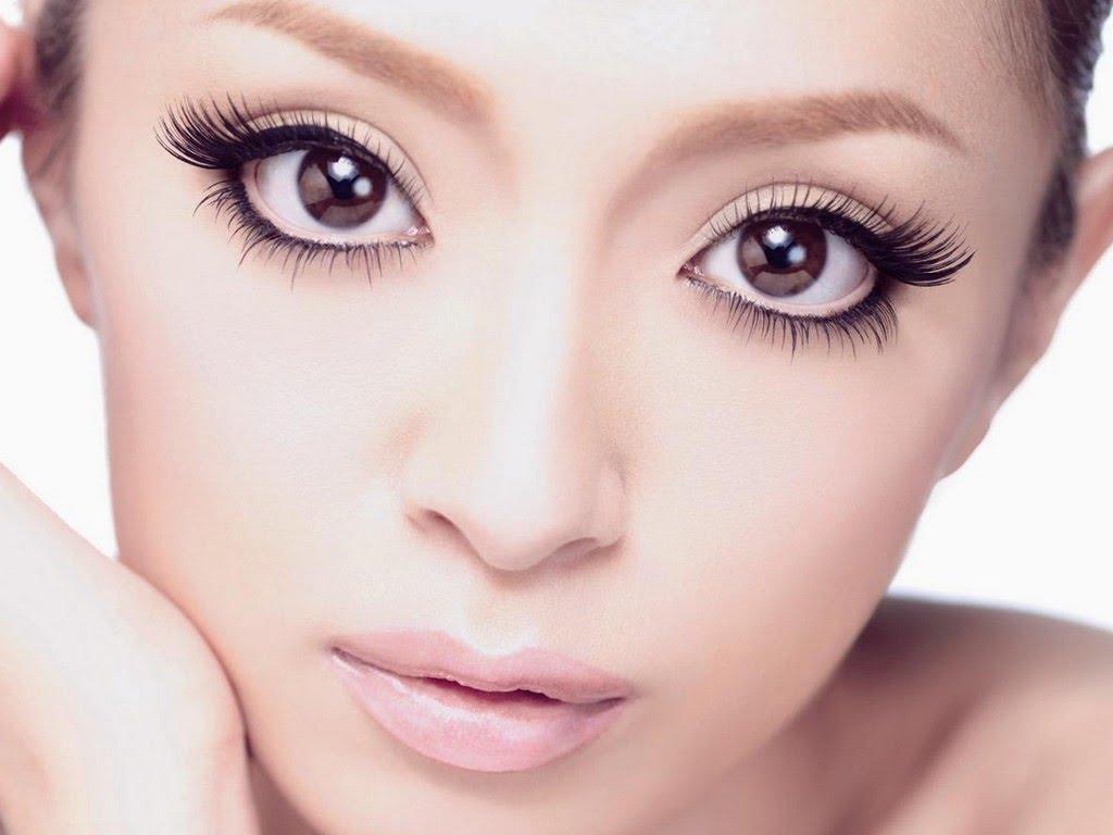 Как сделать глаза выразительными с помощью макияжа пошагово 435