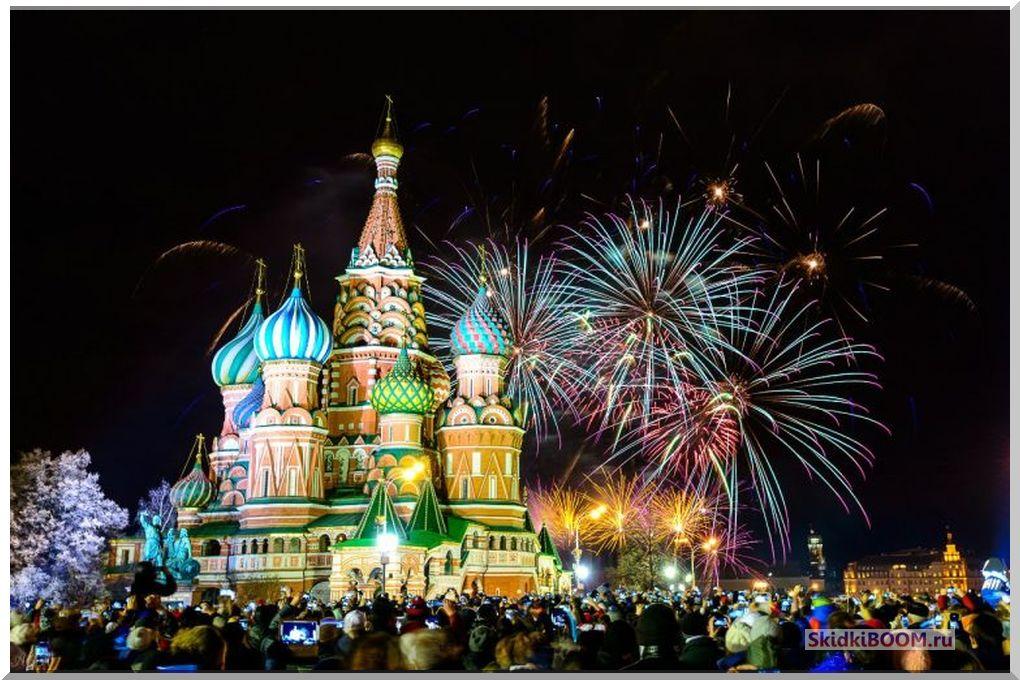 Как выбирать фейерверки к новогодним праздникам - Москва