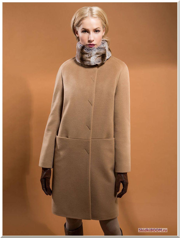 Как выбрать женское зимнее пальто - бежевое пальто