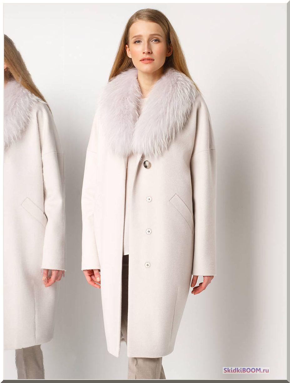 Как выбрать женское зимнее пальто - белое пальто