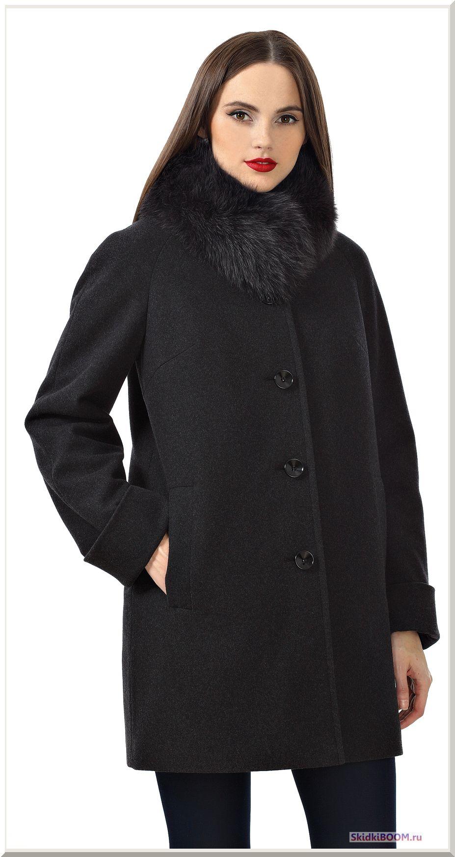 Как выбрать женское зимнее пальто - черное пальто
