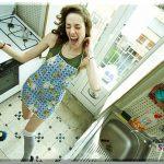Как не превратиться из женщины в домохозяйку