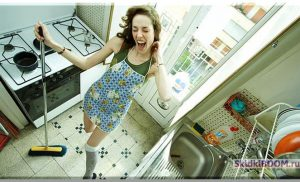 Как не превратиться из женщины в домохозяйку?