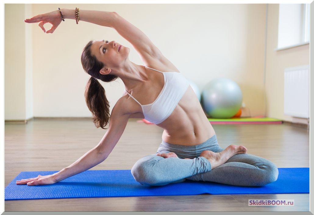 Как сделать фигуру красивой и сексуальной - йога