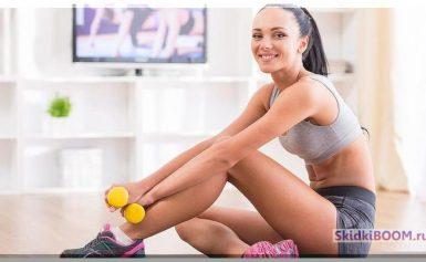 Упражнения для похудения живота, боков, ног, ляшек и бедер…
