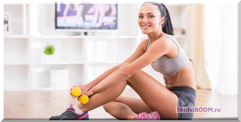 Комплексные меры для похудения для женщин в домашних условиях видео