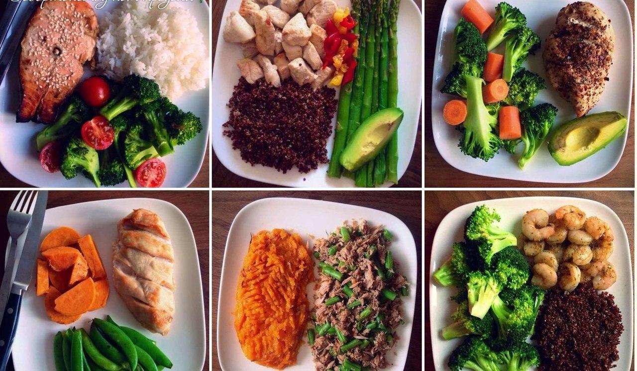 Какая еда сочетается между собой? Ем и худею