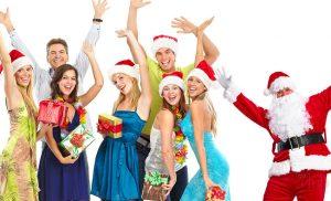 Новогодние забавы! Игры с детьми и взрослыми