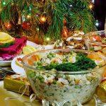 Какие салаты готовить на новый год 2018?