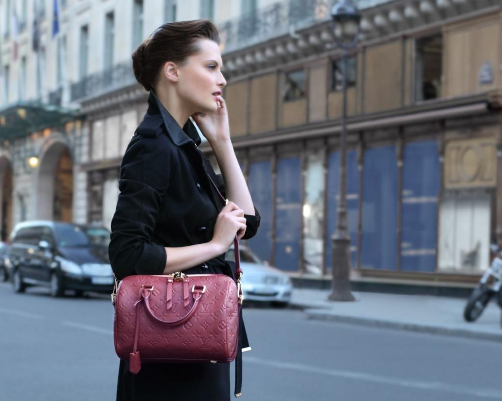 Всё про женскую сумочку.