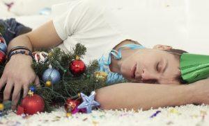 1 января – как встретить Новый год и не потерять здоровье?