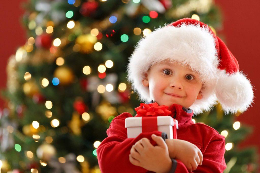 Что дарить детям на новый год 2018?