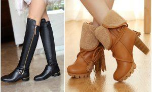 Обувь, в которой зимой не замерзнешь!