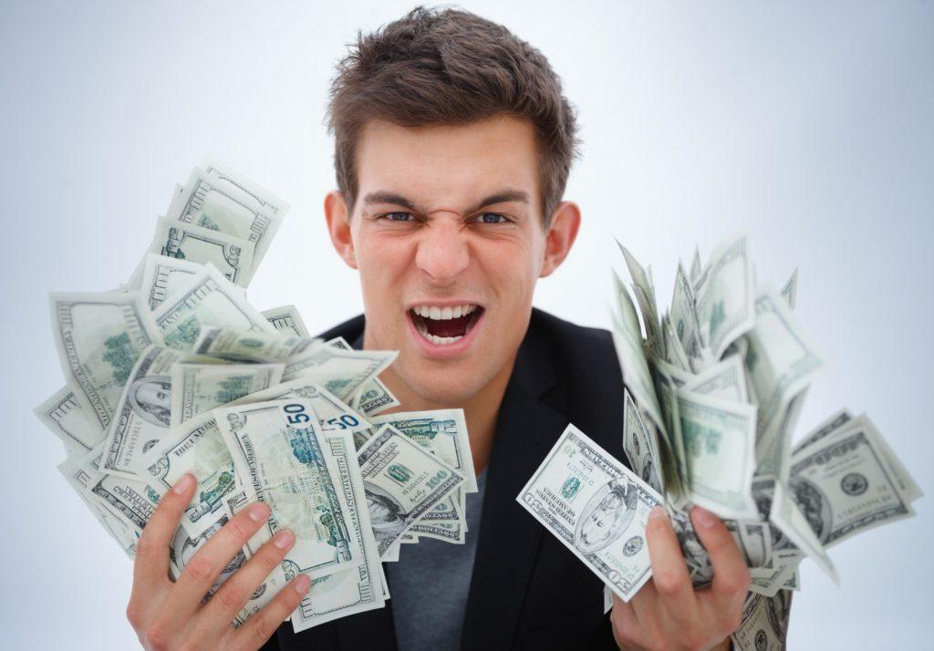 Сколько должен зарабатывать настоящий мужчина