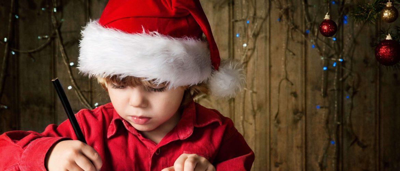 Как написать письмо Деду Морозу?