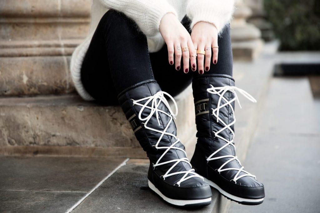 Обувь, в которой зимой не замерзнешь