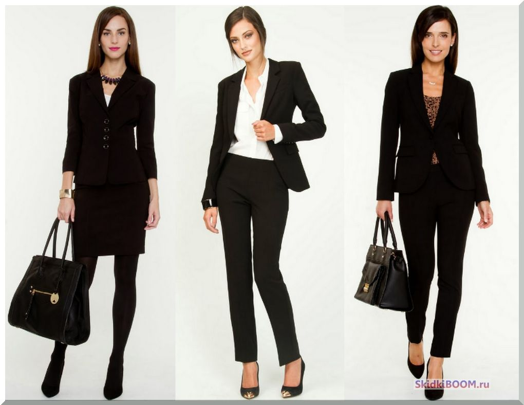 Как одеться женщине на собеседование