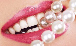 Зубки, как жемчужины!