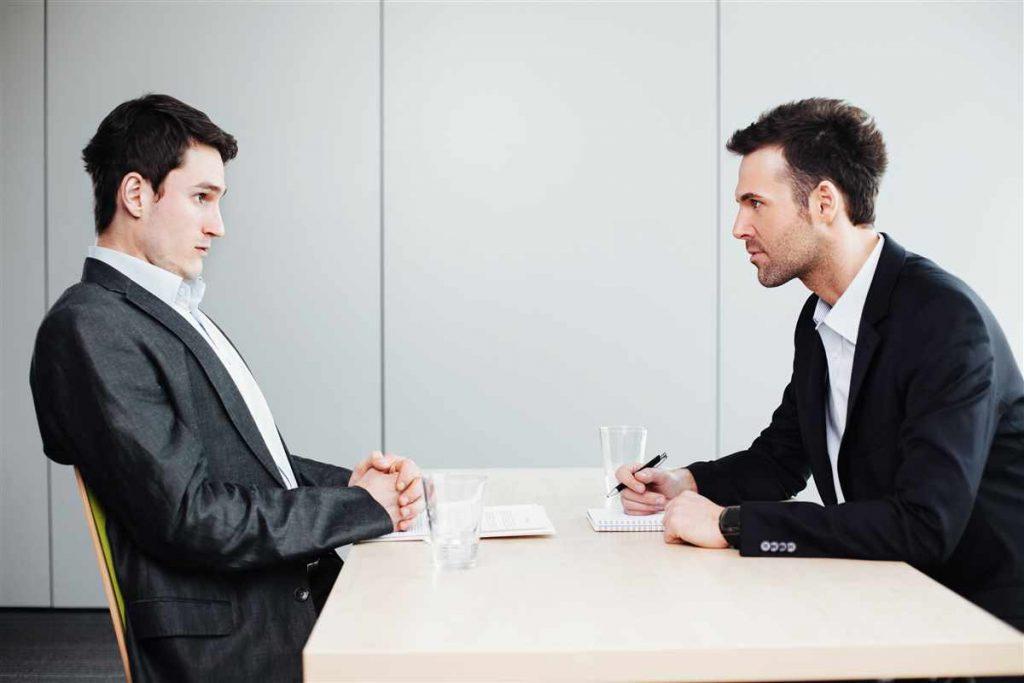 Как вести себя на собеседовании?