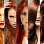 Макияж под цвет волос