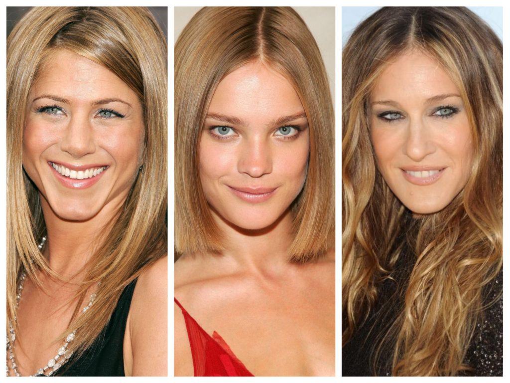 Как правильно подобрать макияж под цвет волос
