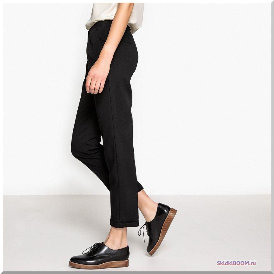 Какие женские брюки в моде - укороченные
