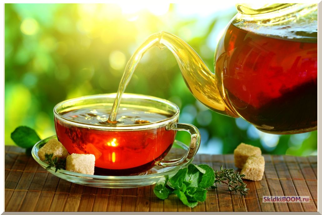 Как избавиться от бессонницы - пейте черный белый зеленый чай