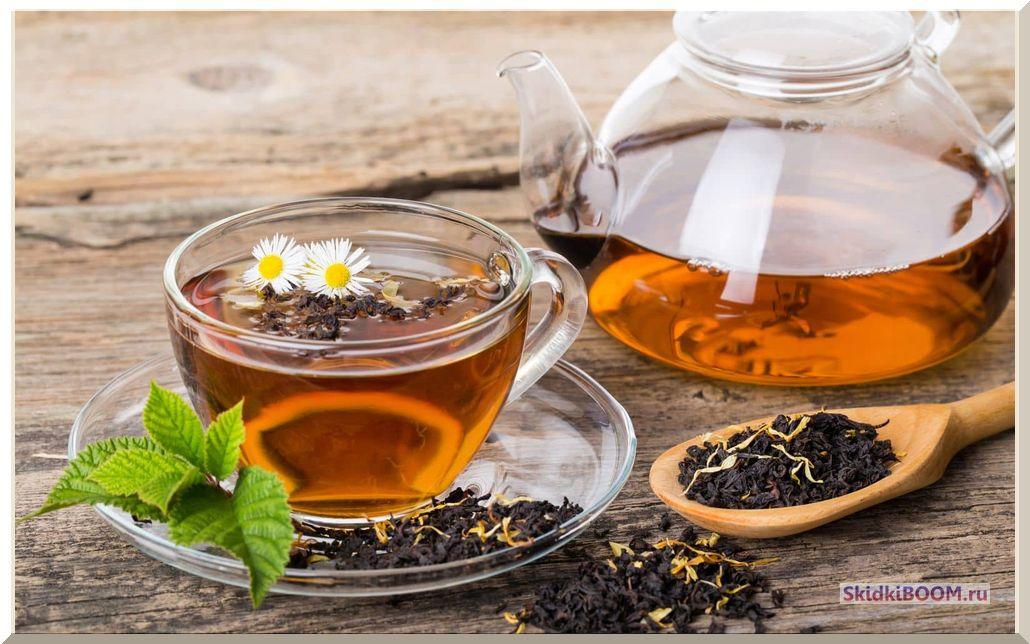 Как избавиться от бессонницы - ромашковый чай