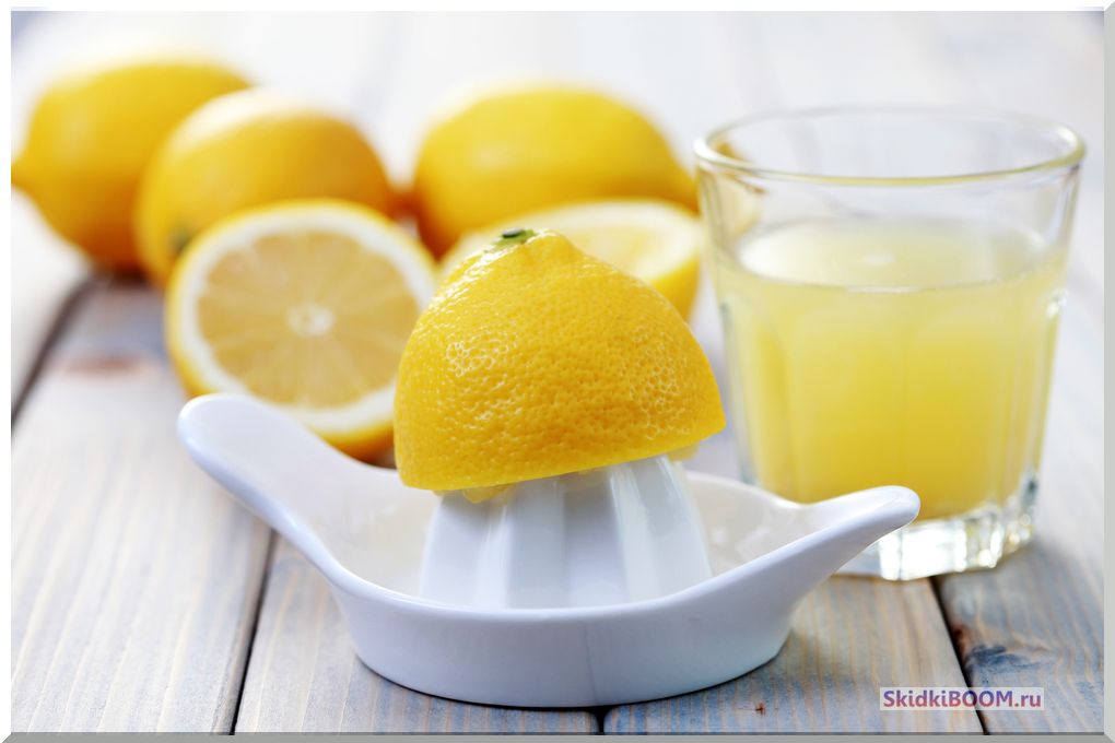 Как отбелить зубы в домашних условиях - лимонный сок