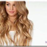 Модная укладка волос на длинные волосы фото