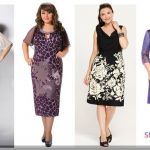 Модные платья для женщин после 50 лет