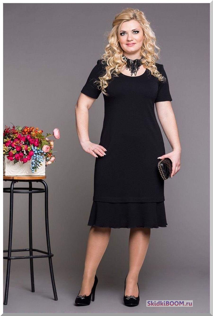 Модные платья для женщин после 50