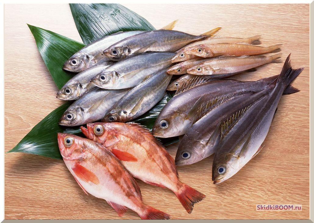 Рыба лосось поможет одолеть бессонницу