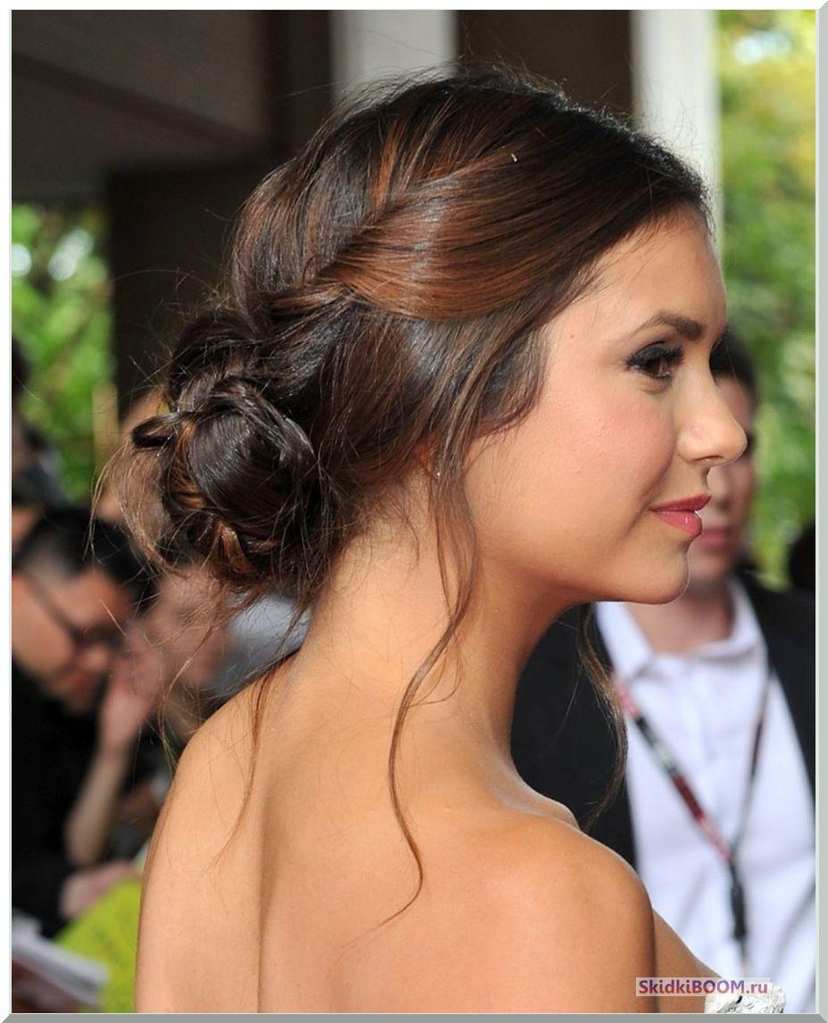 Укладка волос в греческом стиле